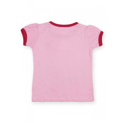 GKIDZ Girls Set of 5 T-shirts