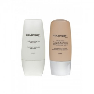 Colorbar Pack of 2 Foundation and Primer