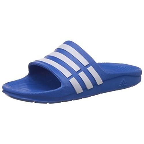 aafc90a7f2de Buy adidas Unisex Duramo Slide K Sandals and Floaters online ...