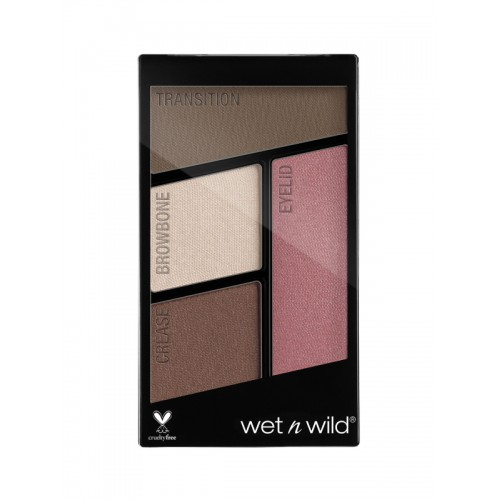 Wet n Wild Color Icon Sweet As Candy Eyeshadow Quads E359