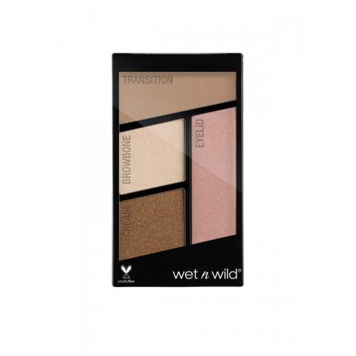 Wet n Wild Color Icon Walking On Eggshells Eyeshadow Quads E340B