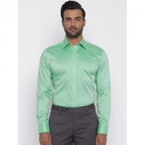 a160d96d62a Raymond Men Green Regular Fit Solid Formal Shirt. ₹1214 ₹2699 Myntra. 55%  off. Raymond Pink Full Sleeves Contemporary Fit Shirt. ₹2999 Tatacliq