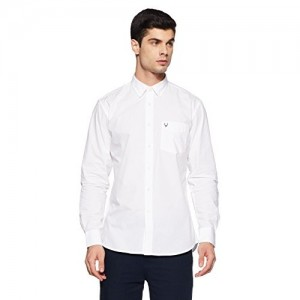 cd395f6c Buy latest Men's Shirts from Allen Solly online in India - Top ...