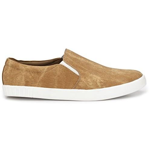 Andrew Scott Men's Canvas Sneakers