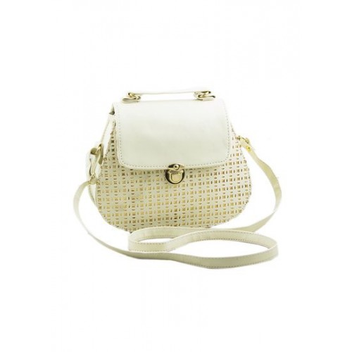 8ec222f7b5 Voaka Women s OFF WHITE Sling Bag  Voaka Women s OFF WHITE Sling ...