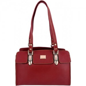 ZINT GENUINE LEATHER RED HANDMADE TOTE BAG SHOULDER BAG SHOPPING BAG PURSE  WOMEN S HANDBAG LADIES MARKET 2f67157088