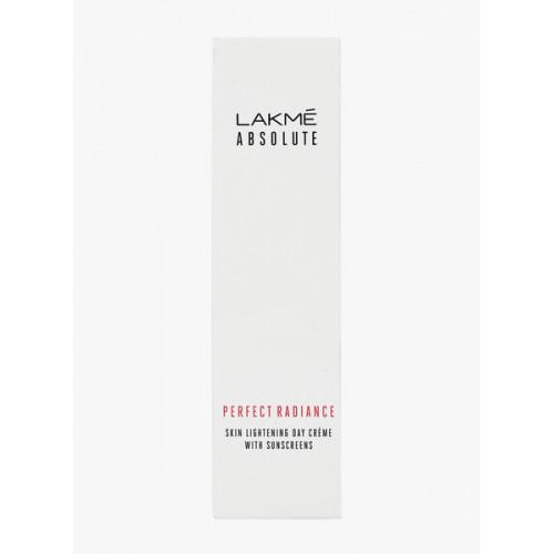 Lakme Absolute Perfect Radiance Skin Lightening Day Creme 15G