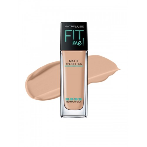 Maybelline Fit Me Matte+Poreless Buff Beige 130 Foundation
