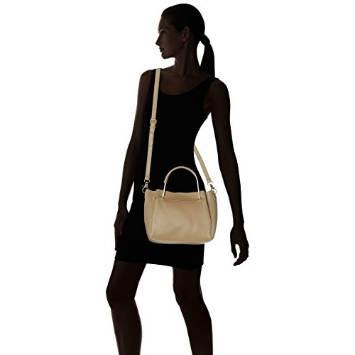 Lino Perros Men Handbag (Beige)(LWHB02031BEIGE)