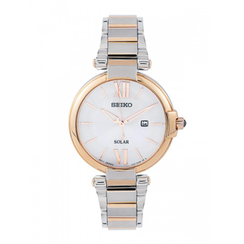 Buy Sut156p1 Online Solar Women Dial Seiko Silver Toned Watch BWCxoQdreE
