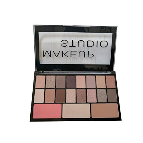 Sivanna Colors Makeup Studio Eyeshadow & blusher palette 28g