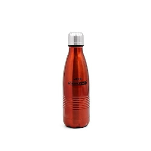 Milton Red Thermosteel Duo Deluxe, 350ml