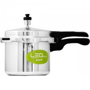 Leo Natura Eco Select+ 3 L Pressure Cooker with Induction Bottom