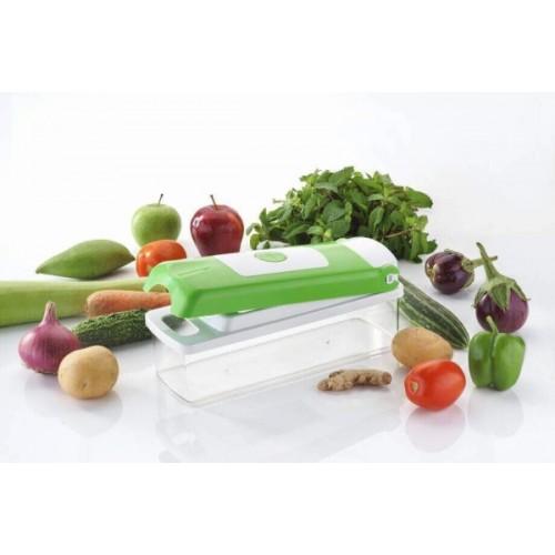 Global Voice Unbreakable 14 IN 1 Vegetable & fruit Slicer & Cutter Chopper