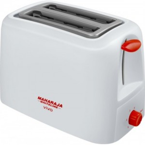 Maharaja Whiteline Viva (PT-103) 750 W Pop Up Toaster