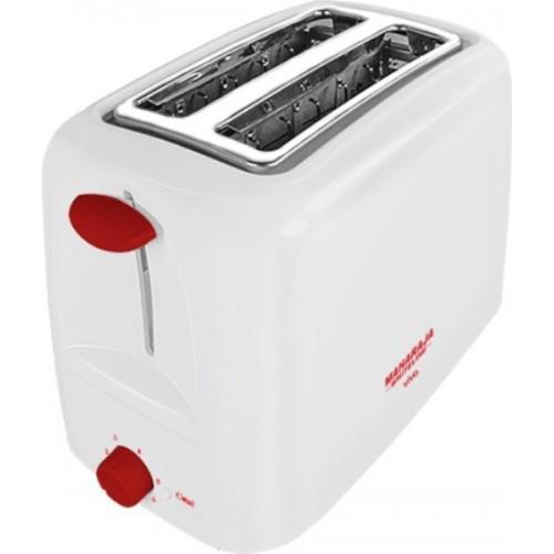 Maharaja Whiteline Viva (PT-103) 750 W Pop Up Toaster