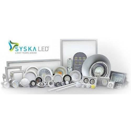 Syska PAG Base B22 3-Watt LED Bulb (Pack of 5, Cool White)