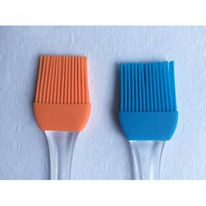 Milestouch Silicone 8.5-inch Brush for Cooking, Multicolour (Set of 2)
