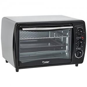 Prestige POTG 19 PCR 1380-Watt Oven Toaster Grill (Black)