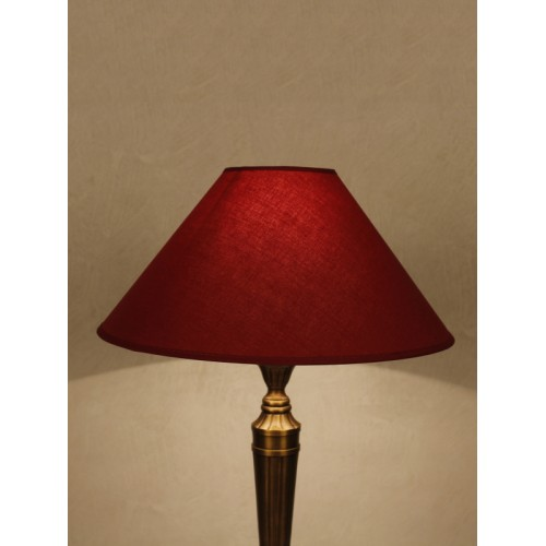 ... THE LIGHT STORE Red Table Top Lamp Shade ...