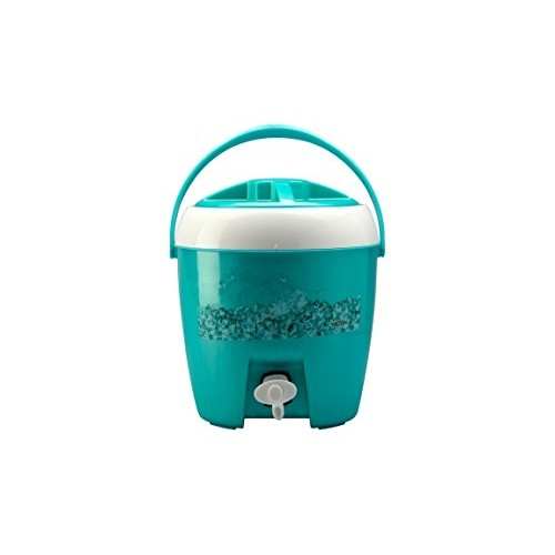 Milton Kool Dew 5 Litre Insulated Food Grade Water Jug/Cooler with Press n Pour Tap