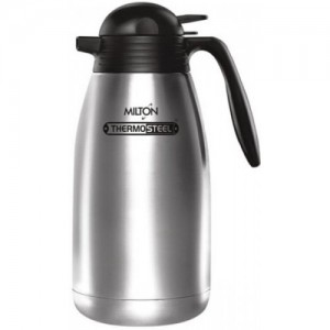 Milton silver Thermosteel Carafe 2000 ml Flask