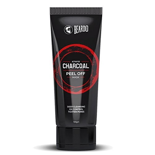 Beardo Activated Charcoal Peel Off Mask - 100gm
