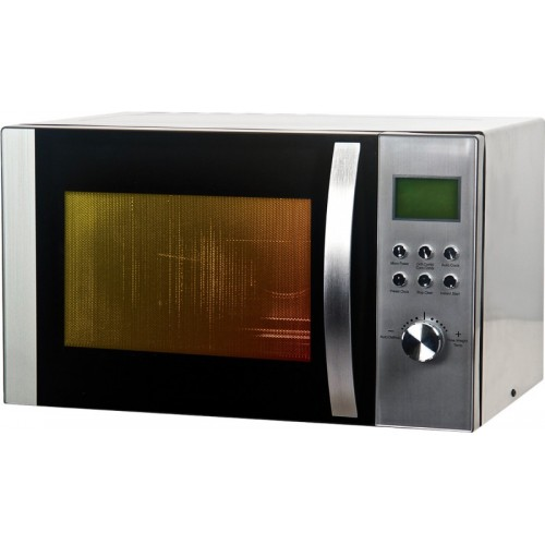 Haier 28 L Convection Microwave Oven(HIL2801RBSJ, Silver)