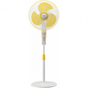 V-Guard SnoWgale regular 400mm 3 Blade Pedestal Fan