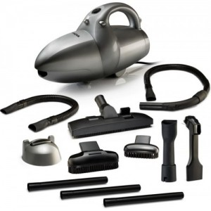 Nova VC-761H Plus Vacuum Cleaner Hand-held Vacuum Cleaner(Silver)