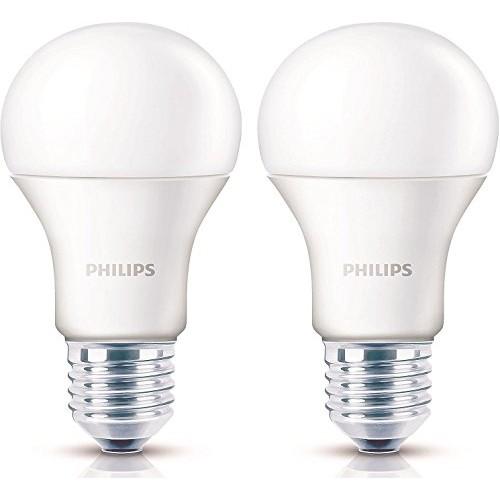 Buy Philips Base E27 14 Watt Led Bulb Pack Of 2 Crystal
