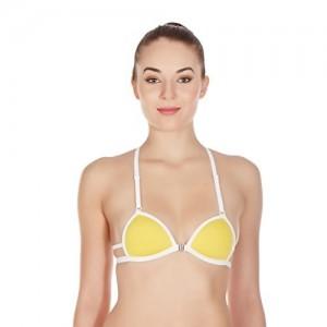 La Intimo Gusset Bra (Yellow)