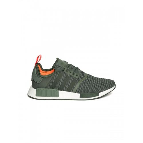 c79f76173a33 Buy Adidas Originals Men Olive Green NMD R1 Casual Shoes online ...