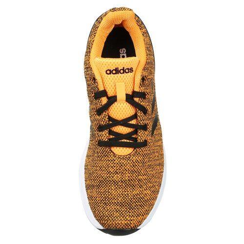 Adidas Men Orange & Black Raddis 1.0 Running Shoes