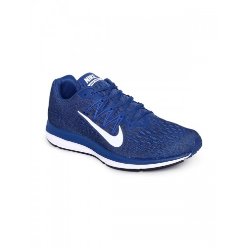 23a38cec Buy Nike Zoom Winflo 5 Blue Running Shoes online | Looksgud.in