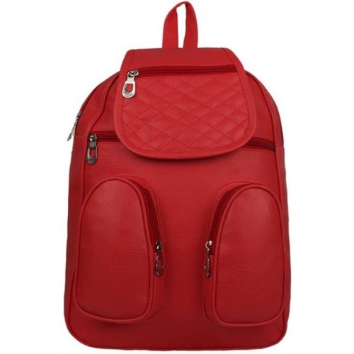 4b8a7826b8fd Buy elli fashion RED BACKPACK 10 L Backpack(Red) online