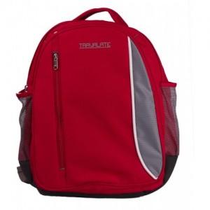 Travalate 35 litres Carmine Travel Backpack | Laptop Bag 35 L Backpack(Red)