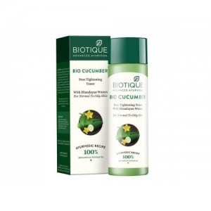Biotique Bio Cucumber Pore Tighetning Toner 120 ml