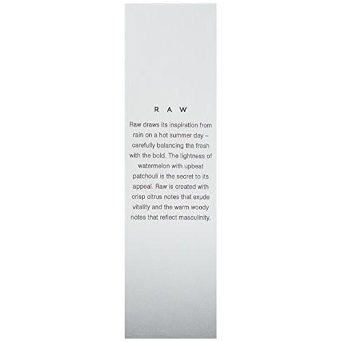 Skinn Men's Eau De Parfum, Raw, 100ml