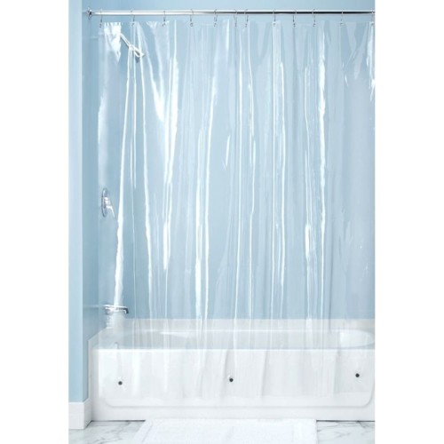 Buy YELLOW WEAVES PVC Shower Curtain 213 7 Ft Single CurtainPlain White Online