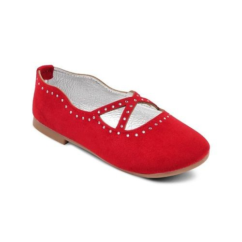 Kittens Shoes Belly - Red