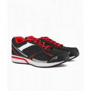 Provogue Running Shoes For Men(Red, Black)