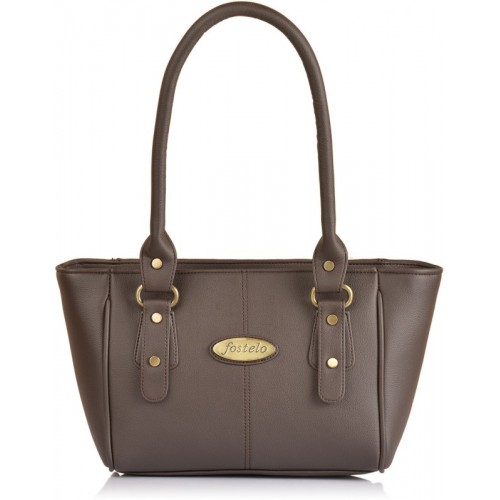 Fostelo Shoulder Bag(Brown)