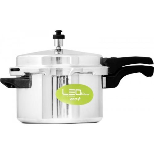 Leo Natura Eco Select+ 5 L Pressure Cooker with Induction Bottom(Aluminium)