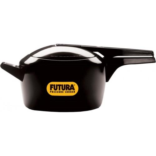 Hawkins Futura 5 L Pressure Cooker with Induction Bottom(Aluminium)