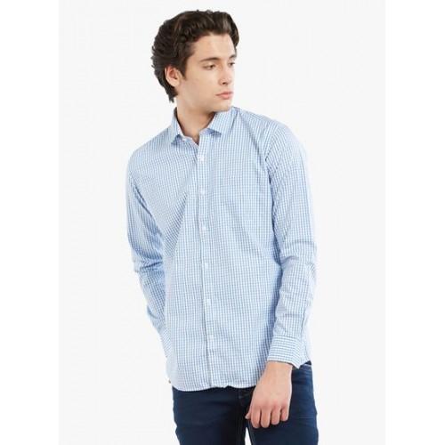 6de9d59dea2 Buy LAWMAN PG3 Men s Slim Fit Shirt online