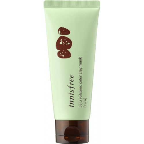 Innisfree Jeju Volcanic Color Clay Mask - Cica(70 ml)
