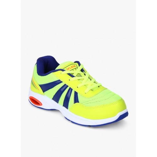 Campus Splash 2 Green Running Shoes