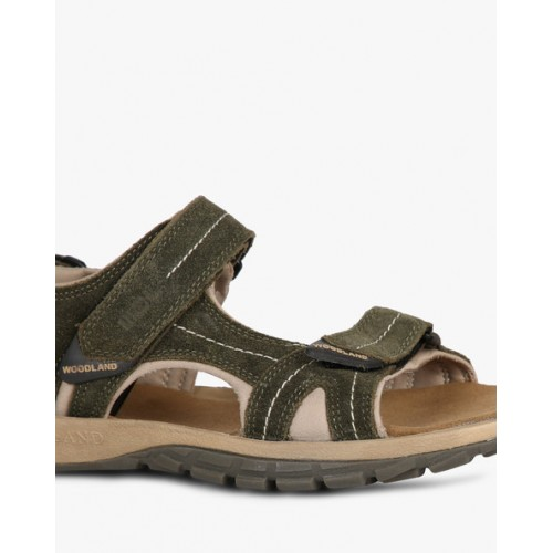 Buy WOODLAND Casual Sandals with Velcro