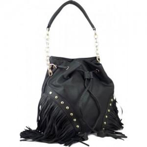 0752545a03 Ripley Brooklyn Series Multipurpose Sling Bag and Backpack Backpack(Black